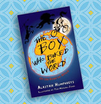 The boy who biked the World