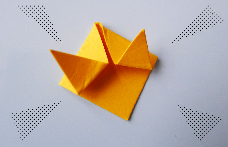 paper ring final folding