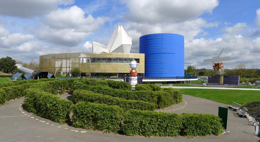 Visiter la Cité de l'Espace Toulouse