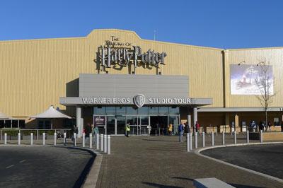 Warner Bros Studios HP