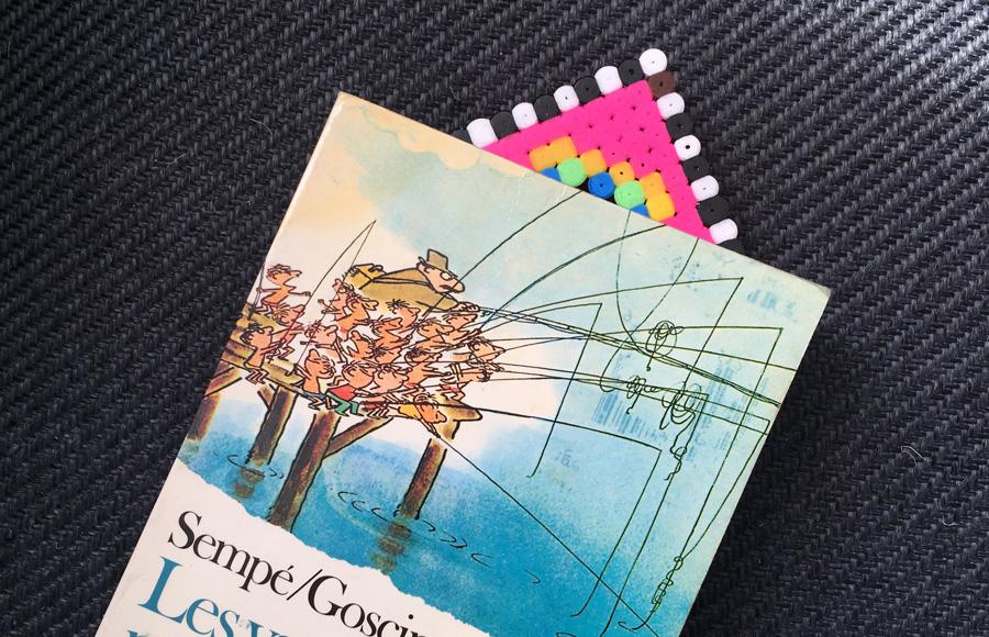 Craft bookmark -marque-page