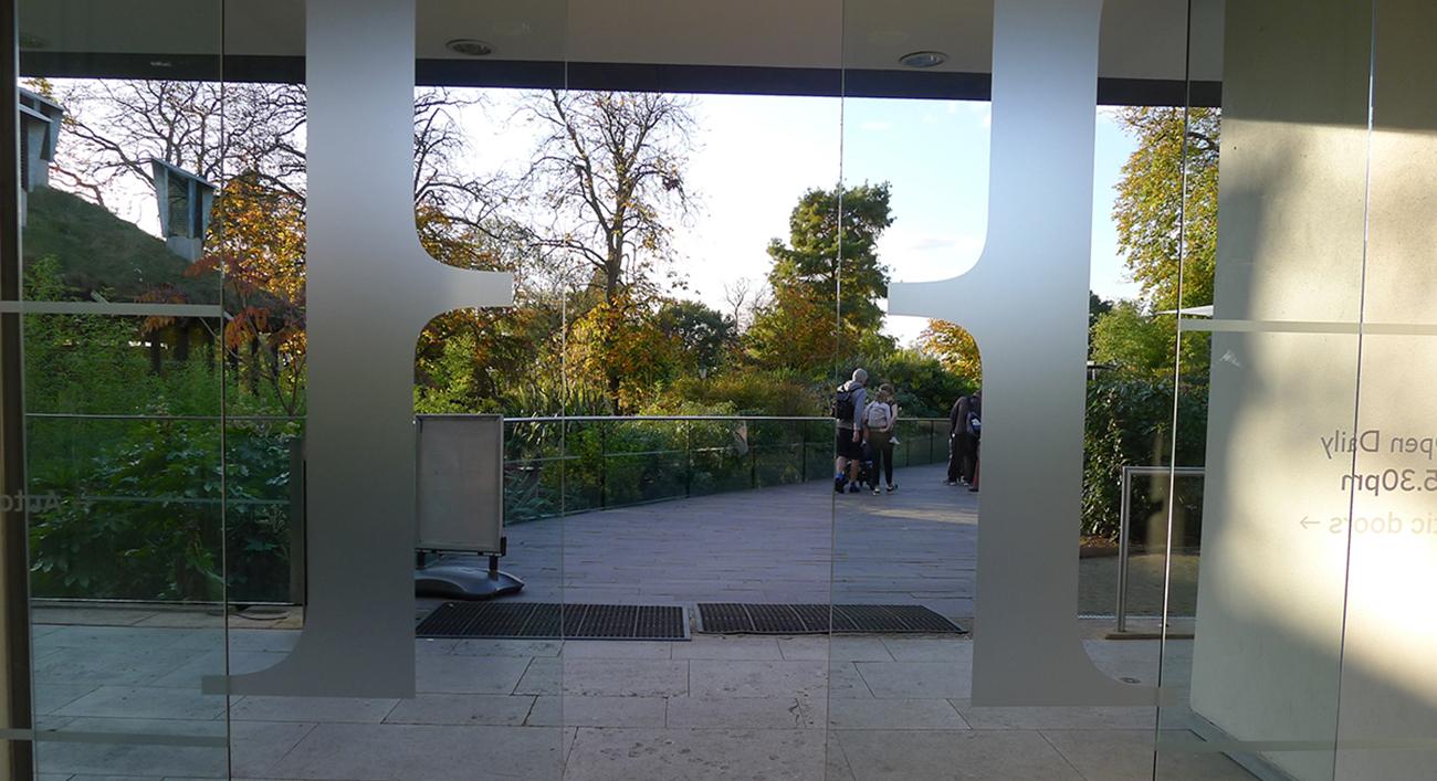 Horniman Museum entrance