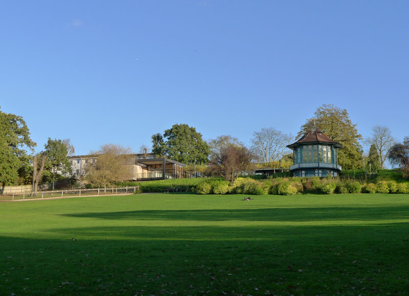 Parc at the Horniman Museum