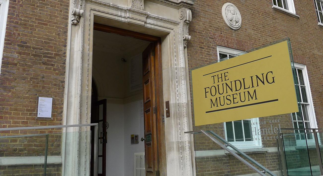 Foundling Museum London