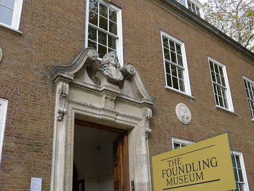 Foundling Museum London